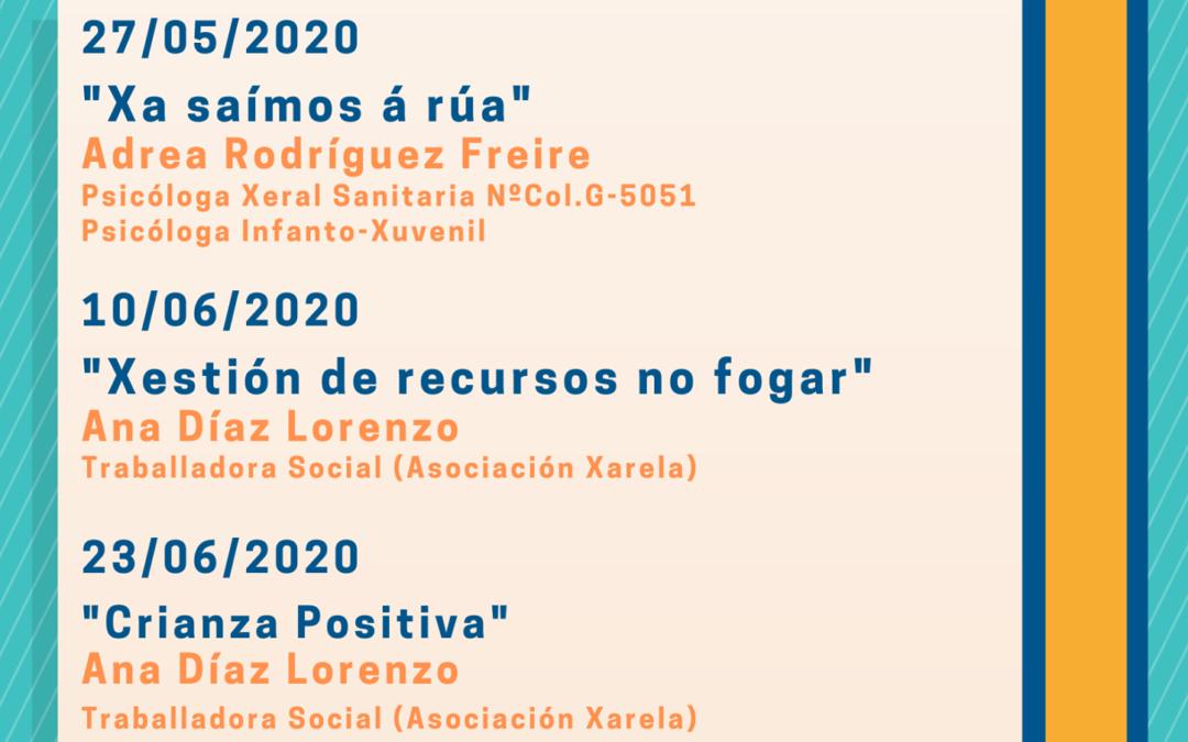 ESCOLA DE FAMILIAS EDICIÓN EN LIÑA!