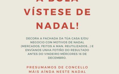 A BOLA VÍSTESE DE NADAL